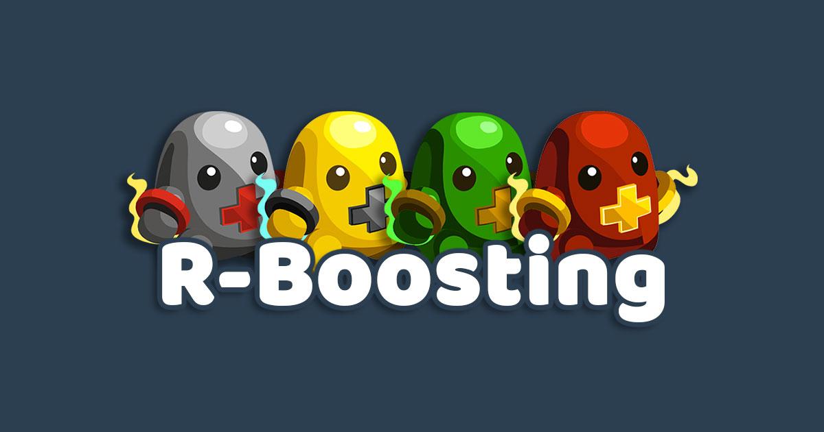 R Boosting